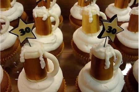 For Beer Lovers – Beer Inspired Cakes!