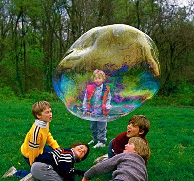 How To: Make The Biggest Bubble
