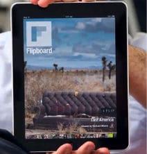 Flipboard – A Social Magazine for Your iPad