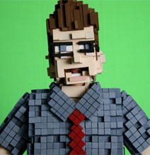 Meet Gary – The Cutest 8-Bit Costume You've Ever Seen