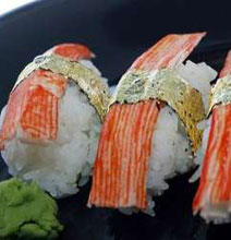 The World's Most Expensive Sushi