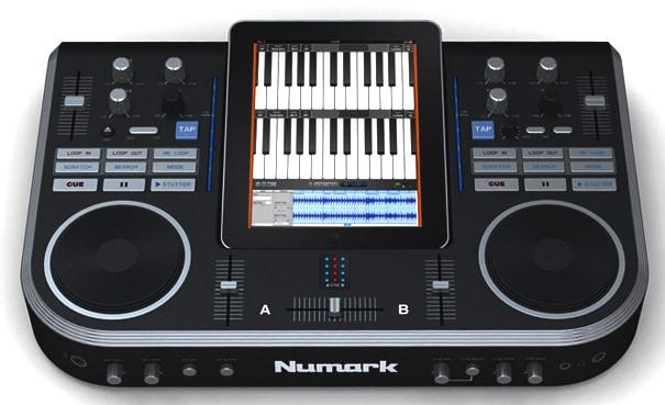 iPad Music Mixing Station – Hardware That Rocks The World!