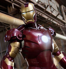 WTH? – The Official Iron Man Motorcycle Suit