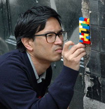 Add Some Geek To The World – Repair Buildings With Lego!