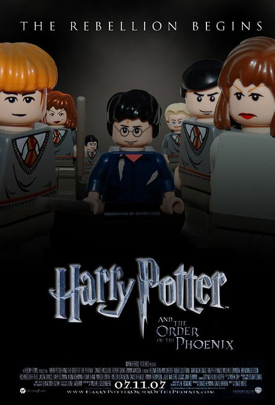 Lego Movie Posters – Harry Potter, X-Men & More! | Bit Rebels