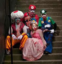 These Super Mario Characters Are Zombies!