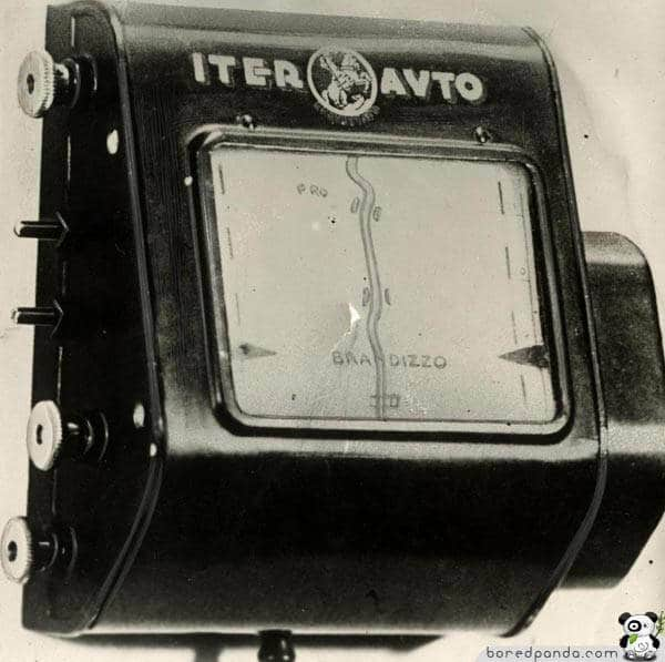This Is The First GPS Dated Back In The Early 1900s