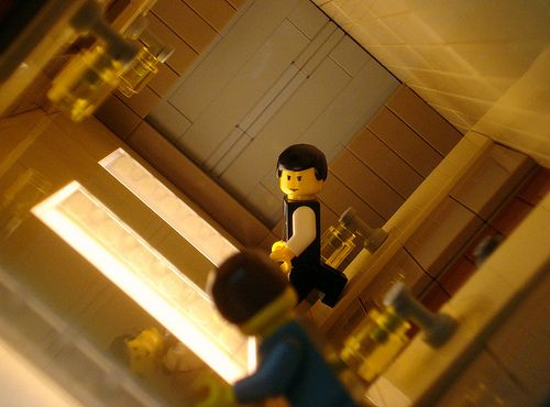 Inception Movie: Legolized!
