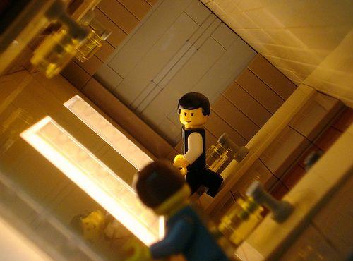 Inception Movie: Legolized!