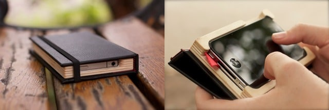 My Little Black Book: Secret Agent iPhone 4 Case