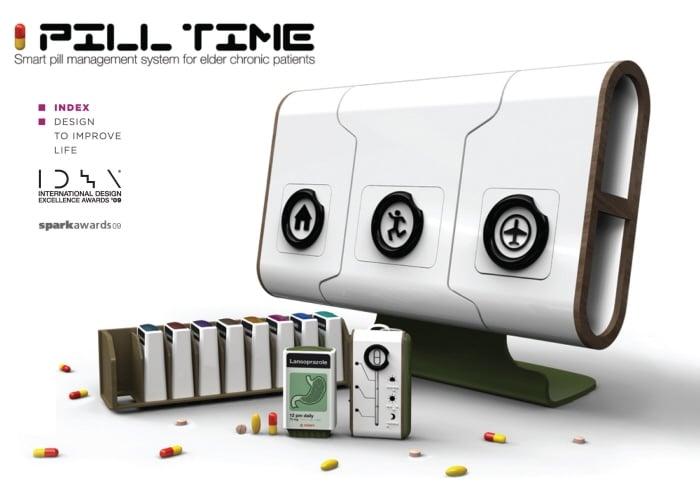 pill sorter machine
