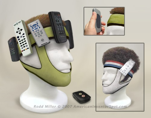 With This There's No Need For A Universal Remote Control!