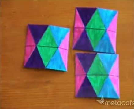 how to create a paper toy your brain won�t comprehend