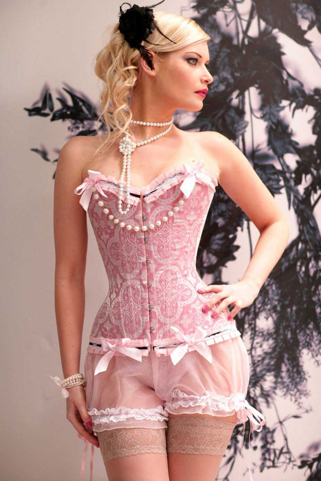 Colorful Corsets Inspired By Cupcakes & Candy