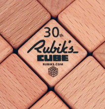 Rubik's Cube Goes Digital To Celebrate 30th Birthday!