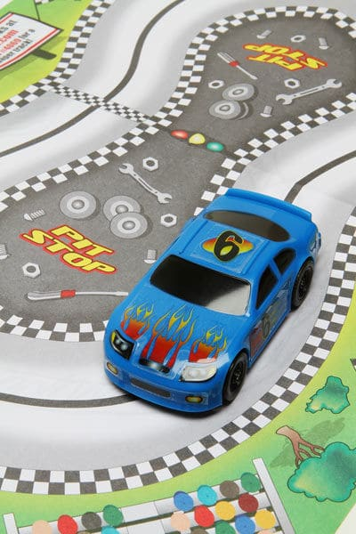 How To Draw Your Own Race Track Bit Rebels