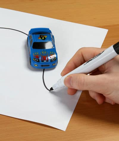 How To: Draw Your Own Race Track