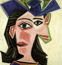 Face Distorting Jewelry – Inspired by Pablo Picasso