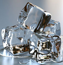 Cool Down With Ice Cube Jewelry!