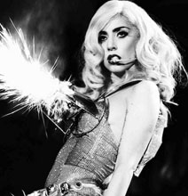 Lady Gaga Celebrates Becoming The Queen Of Twitter