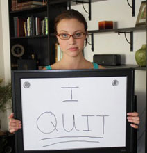 The Best Way To Quit A Job Ever!