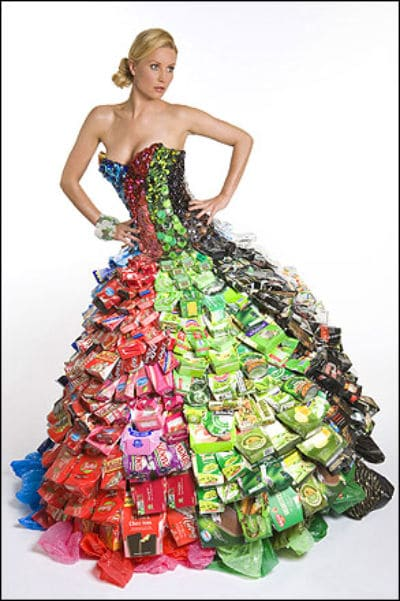 Do Your Part and Recycle: Fashion Inspiration