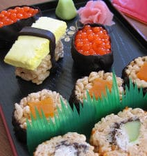 There Is A New Way To Eat Sushi!