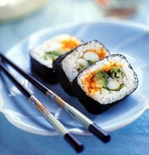 Now You Can Roll Sushi At Home (Really, You Can!)