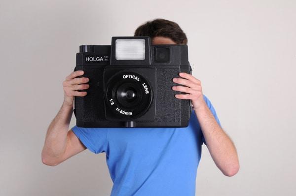 Holga 120N Medium Format Plastic Camera Holgawood Collection ...
