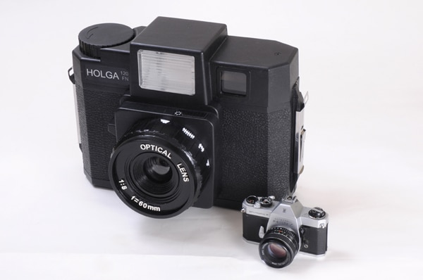 Photography: Do You Have Big Enough Hands For This Camera?