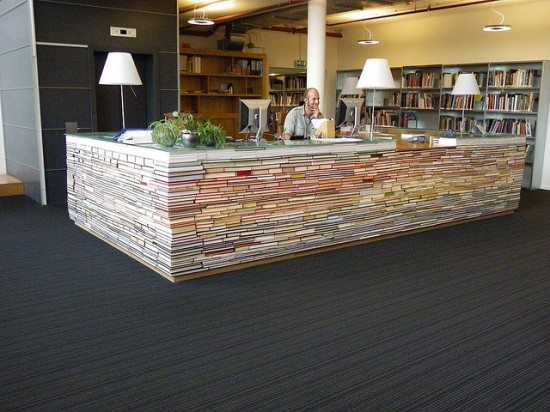 Recycle Art: The Best Use Of Old Books To Date!
