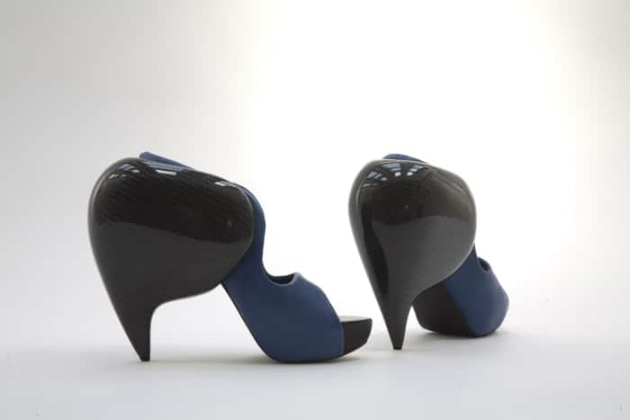 Carbon Fibre Heels: Strongest High Heels Ever Created!