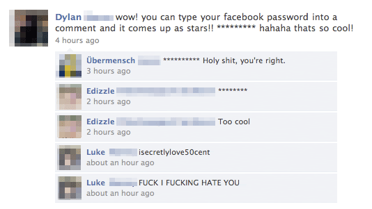 How To: Steal Your Friend's Facebook Password!