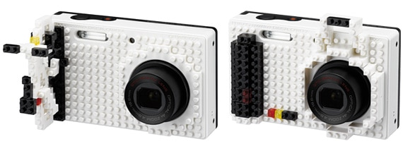 Nano Block Camera: Better Specs Than Your Ordinary Camera!