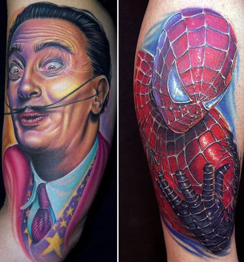 Spectacular Tattoo Designs: Would You Get One?