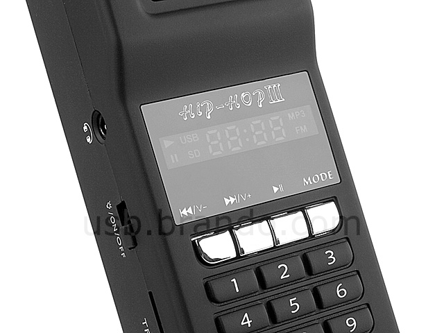 Bring The '80s: The Brick Cell Phone Is Back!
