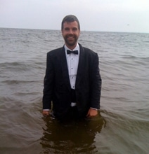 Check Out These Tuxedos In The Ocean!