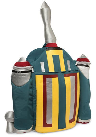 Geek Inspiration: Boba Fett Rocket Backpack