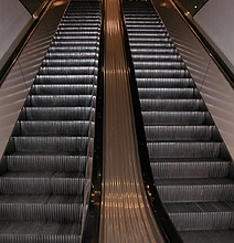 How To: Clean The Steps On An Escalator