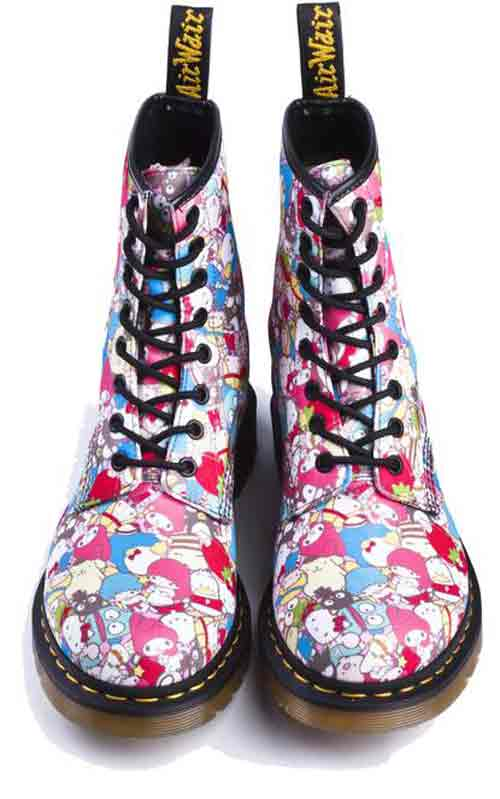 Hello Kitty Shoes Are Finally Here!