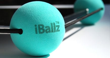 iBallz: The Geeky Way To Keep Your iPad Safe!