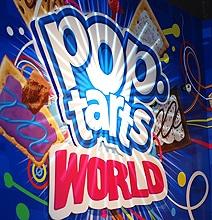 The New Pop Tarts World Features Pop Tart Sushi!