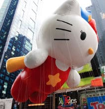 Hello Kitty Now Analyzes The Fat In Your Body!