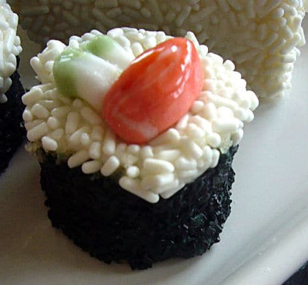 More Unique Sushi Inspired Creations!