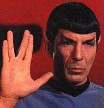 Star Trek Fans: The Live Long and Prosper Hoodie!