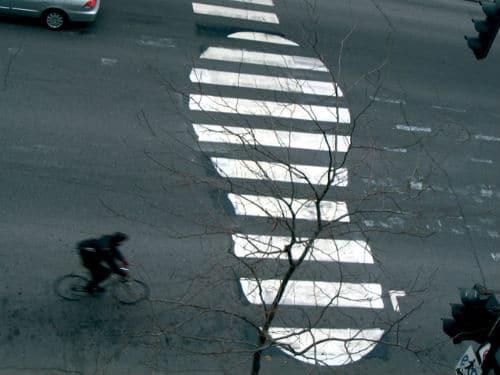 Roadsworth: Fascinating Street Art