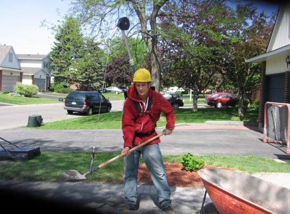 When Garden Accessories Go Beyond Geeky!