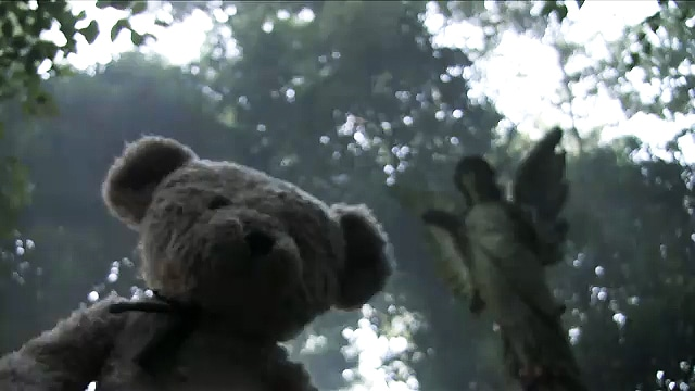 Dawn Of The Ted: If Zombies Could Ever Be Cute, This Is It!