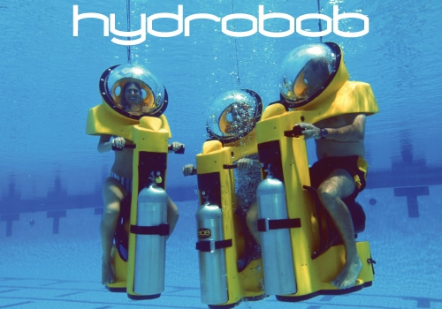 HydroBOB: Ultimate Way To Experience The World Underwater!
