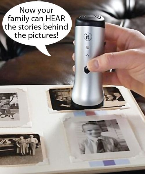 Now You Can Listen To Your Photo's Stories!